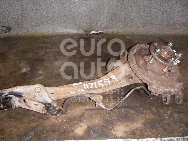 Рычаг задний продольный правый для Subaru Legacy (B12) 1998-2003 - Фото №1