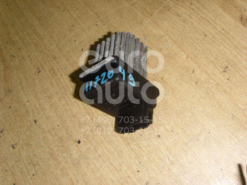 Резистор отопителя для Audi Allroad quattro 2000-2005;A6 [C5] 1997-2004 - Фото №1