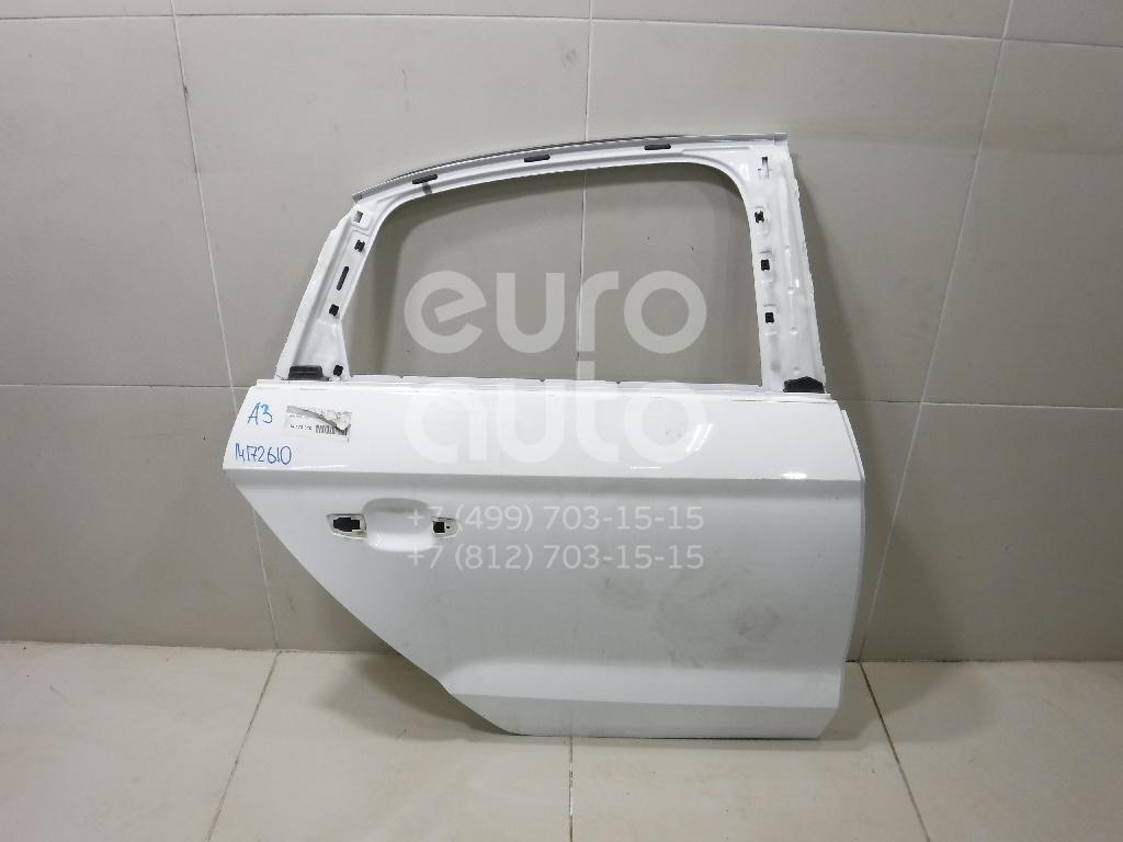 Купить Дверь задняя правая Audi A3 [8V] 2013-; (8V5833052A)