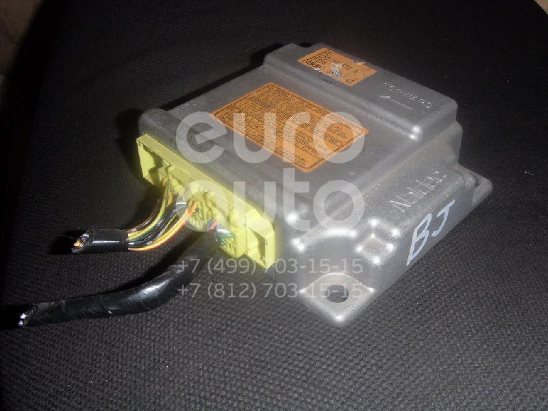 Блок управления AIR BAG для Mazda 323 (BJ) 1998-2003 - Фото №1