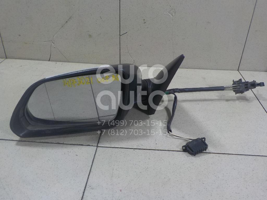 Купить Зеркало левое механическое Skoda Octavia (A5 1Z-) 2004-2013; (1Z1857507E)