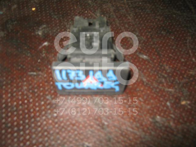 Кнопка аварийной сигнализации для VW Touareg 2002-2010 - Фото №1