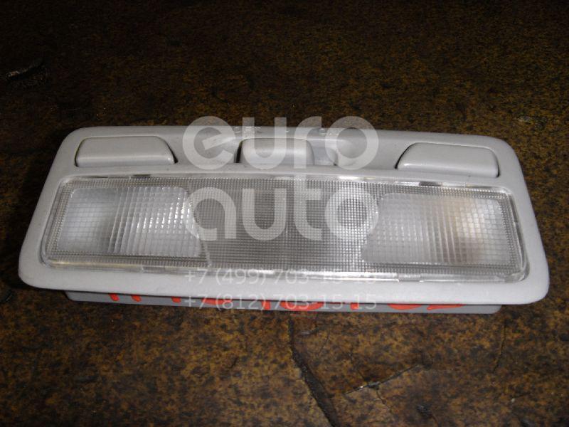 Плафон салонный для Mitsubishi Lancer (CS/Classic) 2003-2008;Space Wagon (N8,N9) 1998-2004;Pajero Pinin (H6,H7) 1999-2005;Pajero/Montero III (V6, V7) 2000-2006;Outlander (CU) 2001-2008 - Фото №1