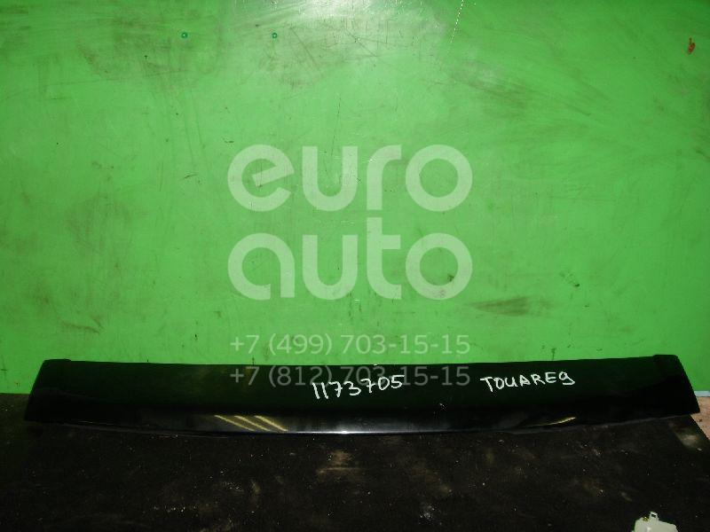 Спойлер (дефлектор) багажника для VW Touareg 2002-2010 - Фото №1