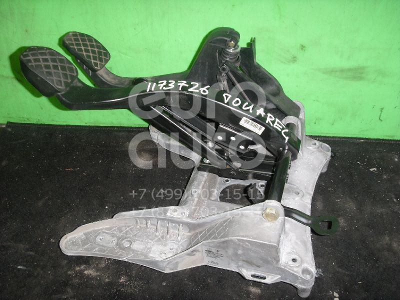 Блок педалей для VW Touareg 2002-2010 - Фото №1