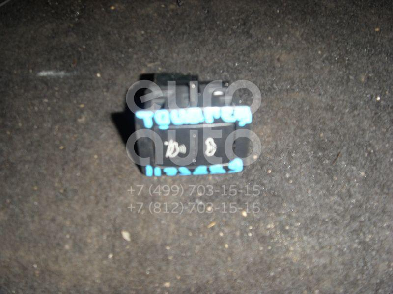Кнопка многофункциональная для VW,Skoda Touareg 2002-2010;Transporter T5 2003-2015;Octavia (A5 1Z-) 2004-2013 - Фото №1