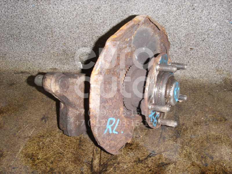 Кулак поворотный задний левый для Mazda Xedos-6 1992-1999 - Фото №1