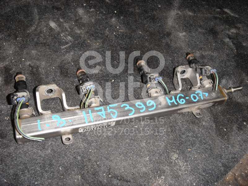 Рейка топливная (рампа) для Mazda Mazda 6 (GH) 2007-2012 - Фото №1