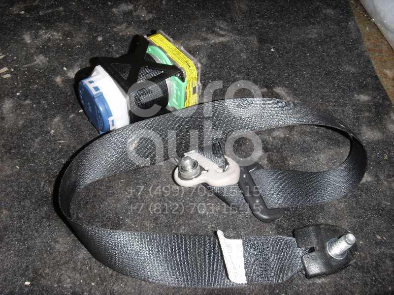 Ремень безопасности с пиропатроном для Mazda Mazda 6 (GH) 2007-2012 - Фото №1