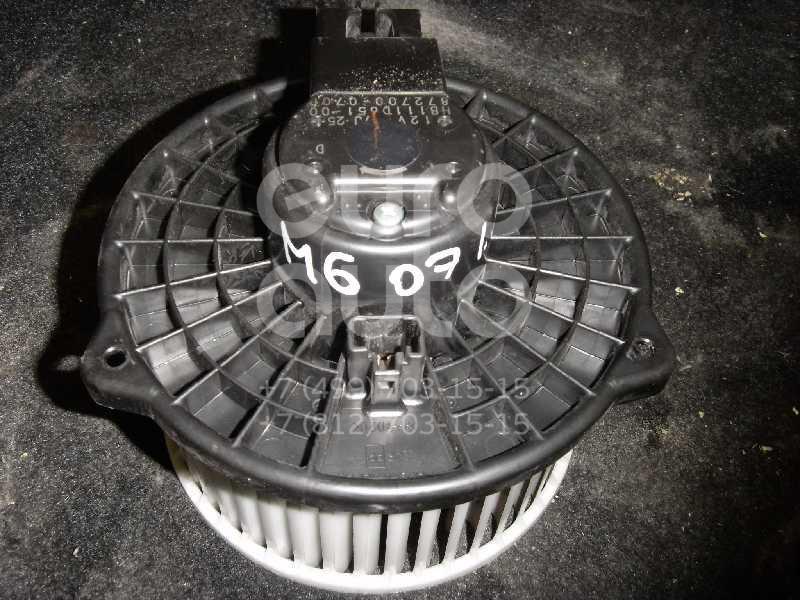 Моторчик отопителя для Mazda Mazda 6 (GH) 2007-2012 - Фото №1