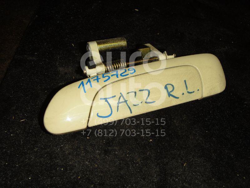 Ручка двери задней наружная левая для Honda Jazz 2002-2008 - Фото №1
