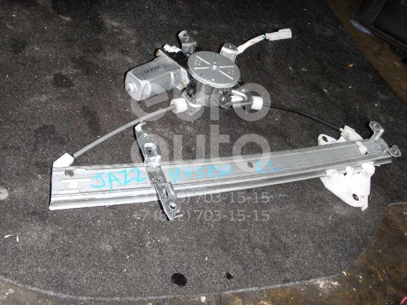 Стеклоподъемник электр. задний левый для Honda Jazz 2002-2008 - Фото №1
