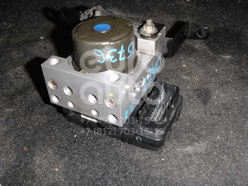 Блок ABS (насос) для Honda Jazz 2002-2008 - Фото №1