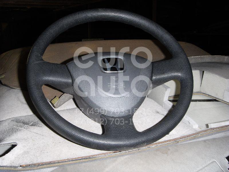 Рулевое колесо с AIR BAG для Honda Jazz 2002-2008 - Фото №1