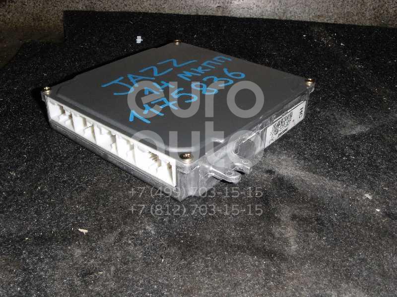 Блок управления двигателем для Honda Jazz 2002-2008 - Фото №1