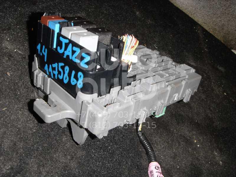 Блок предохранителей для Honda Jazz 2002-2008 - Фото №1
