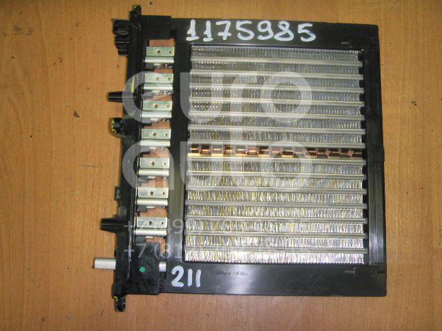 Радиатор отопителя электрический для Mercedes Benz W211 E-Klasse 2002-2009 - Фото №1