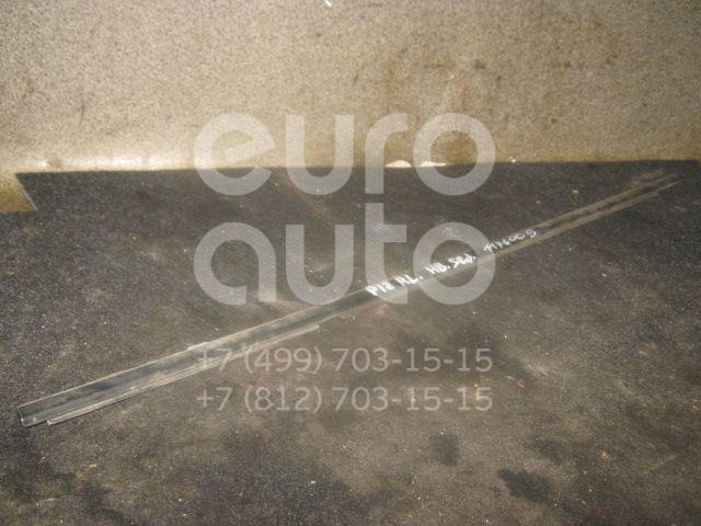 Накладка стекла заднего левого для Nissan Primera P12E 2002-2007 - Фото №1