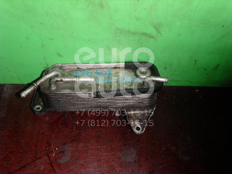Радиатор топливный для Mercedes Benz W163 M-Klasse (ML) 1998-2004;W203 2000-2006;C209 CLK coupe 2002-2009 - Фото №1