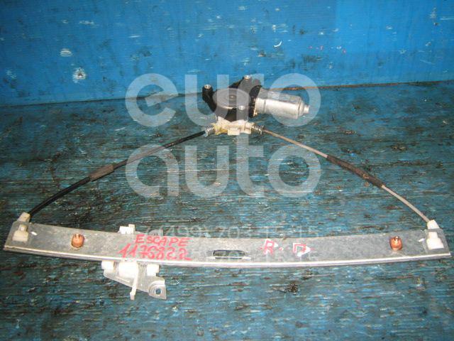 Стеклоподъемник электр. передний правый для Ford America Escape 2001-2006;Escape USA 2007-2012 - Фото №1