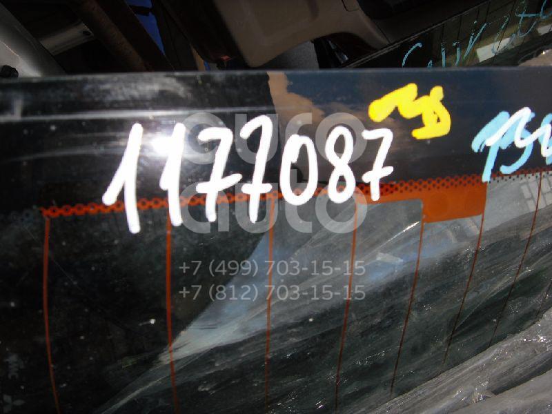 Стекло заднее для Mitsubishi Lancer (C6) 1988-1992 - Фото №1