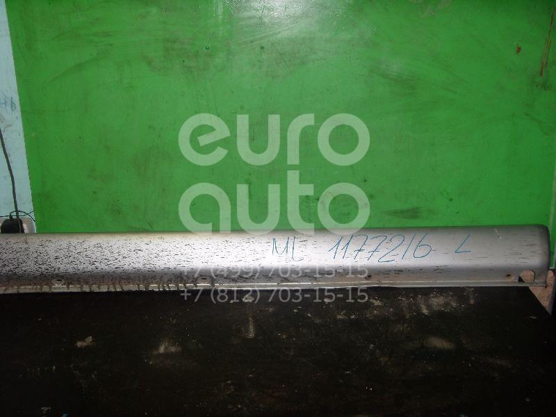 Накладка на порог (наружная) для Mercedes Benz W163 M-Klasse (ML) 1998-2004 - Фото №1