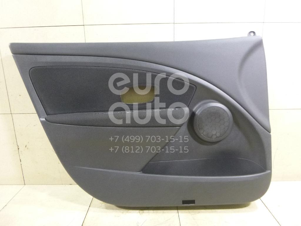 Купить Обшивка двери передней левой Renault Fluence 2010-2017; (809010513R)