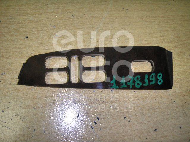 Накладка блока управления стеклоподъемниками для Mercedes Benz W220 1998-2005 - Фото №1