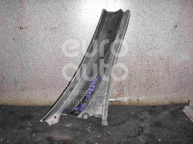 Решетка стеклооч. (планка под лобовое стекло) для Subaru Forester (S10) 1997-2000 - Фото №1