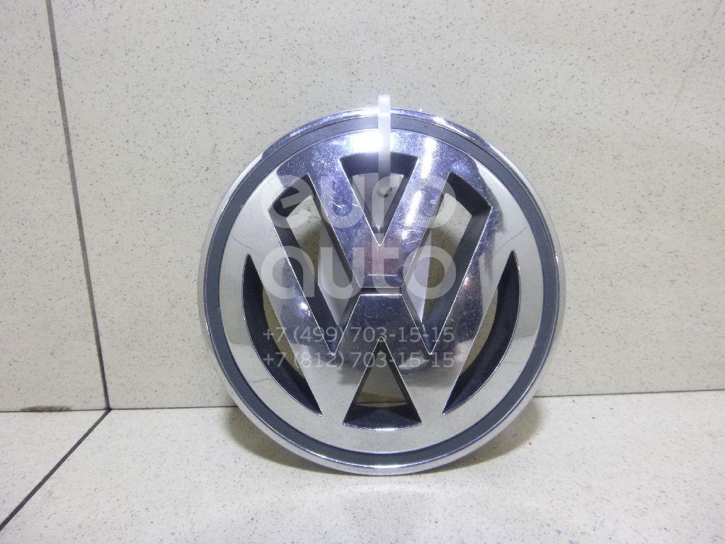 Эмблема VW Jetta 2006-2011; (1K5853600)  - купить со скидкой