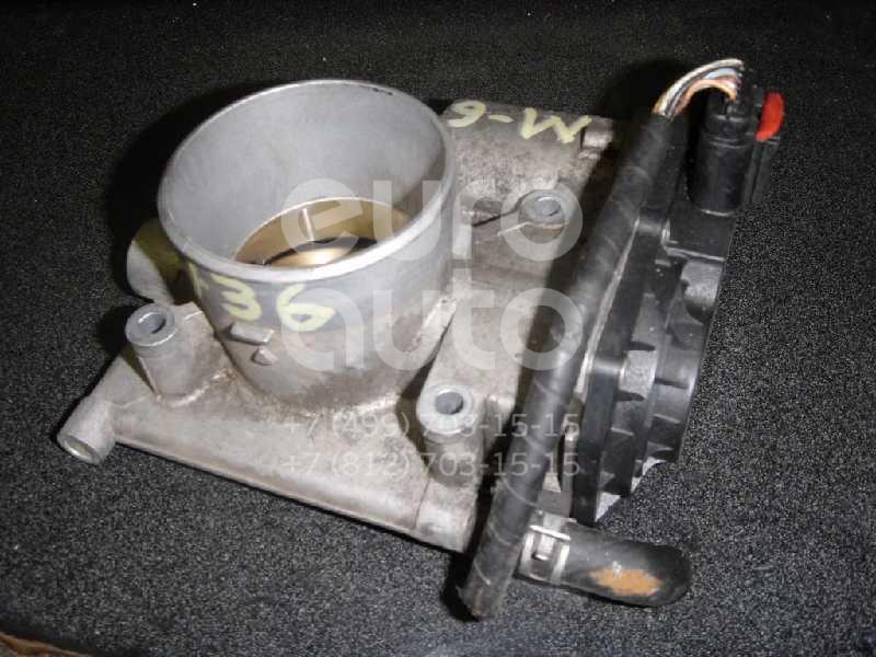 Заслонка дроссельная электрическая для Mazda Mazda 6 (GG) 2002-2007;Mazda 5 (CR) 2005-2010;Mazda 3 (BK) 2002-2009;Mazda 6 (GH) 2007-2012;Mazda 3 (BL) 2009-2013;Mazda 5 (CW) 2010-2016 - Фото №1