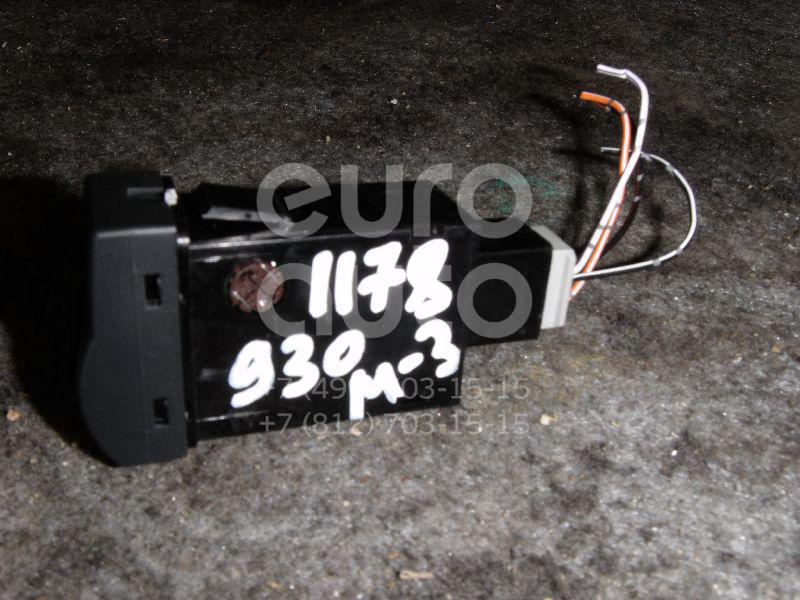 Кнопка освещения панели приборов для Mazda Mazda 3 (BK) 2002-2009 - Фото №1