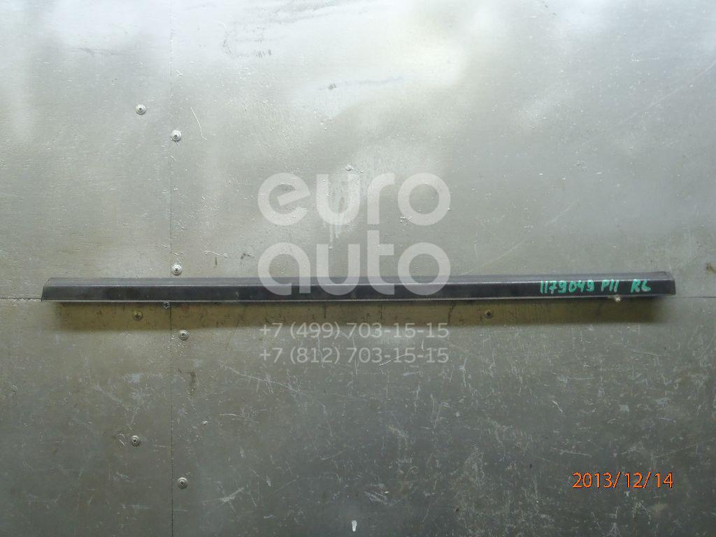 Накладка стекла заднего левого для Nissan Primera P11E 1996-2002 - Фото №1