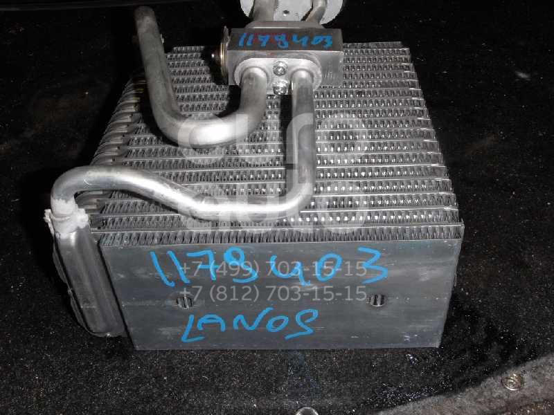 Испаритель кондиционера для Chevrolet,Daewoo Lanos 2004-2010;Lanos 1997-2009 - Фото №1
