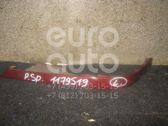 Планка под фару левая для Mitsubishi Pajero/Montero Sport (K9) 1998-2008 - Фото №1