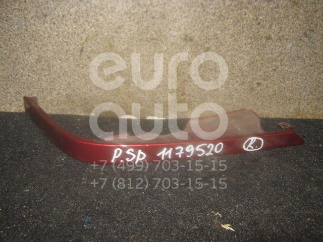 Планка под фару правая для Mitsubishi Pajero/Montero Sport (K9) 1997-2008 - Фото №1