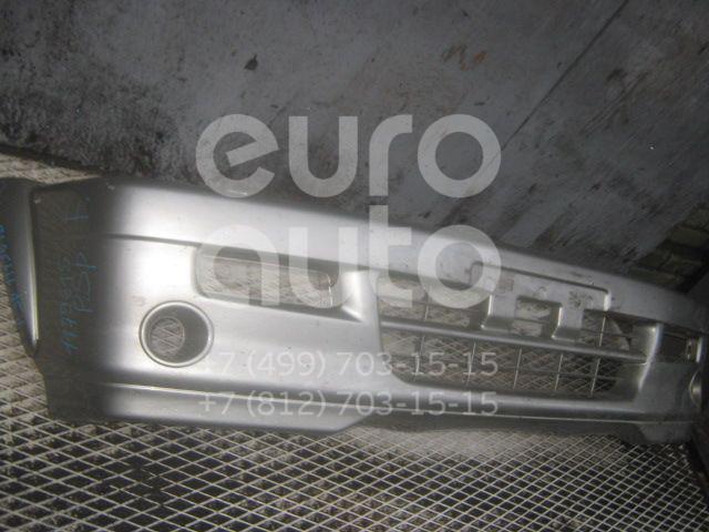 Бампер передний для Mitsubishi Pajero/Montero Sport (K9) 1997-2008 - Фото №1