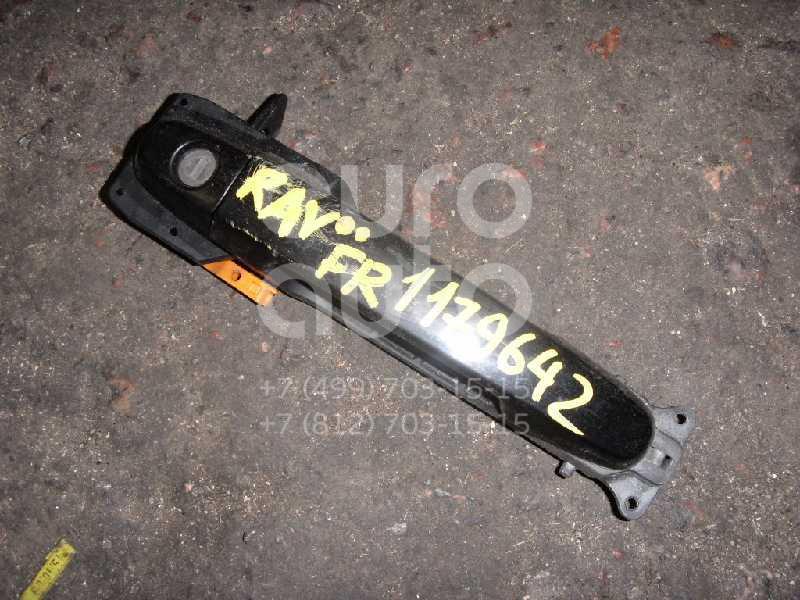 Ручка двери передней наружная правая для Toyota RAV 4 2000-2005 - Фото №1