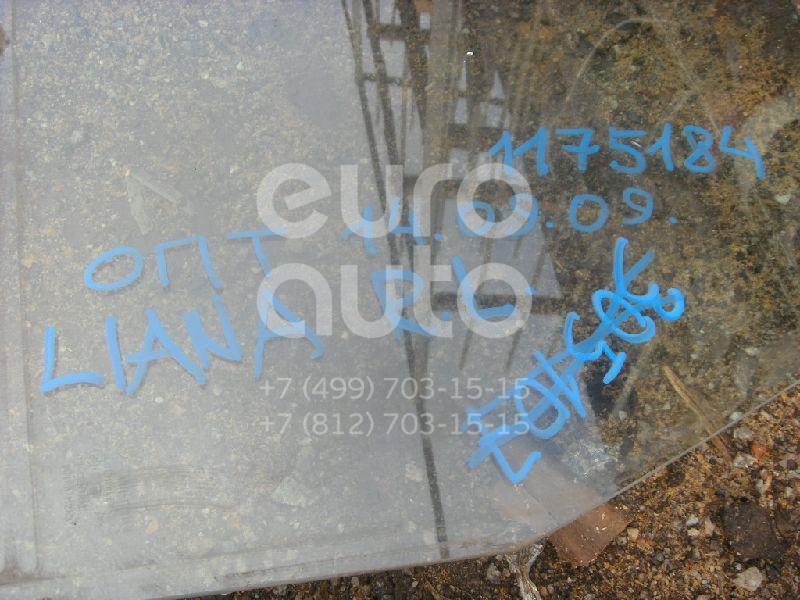 Стекло двери задней левой для Suzuki Liana 2001-2007 - Фото №1