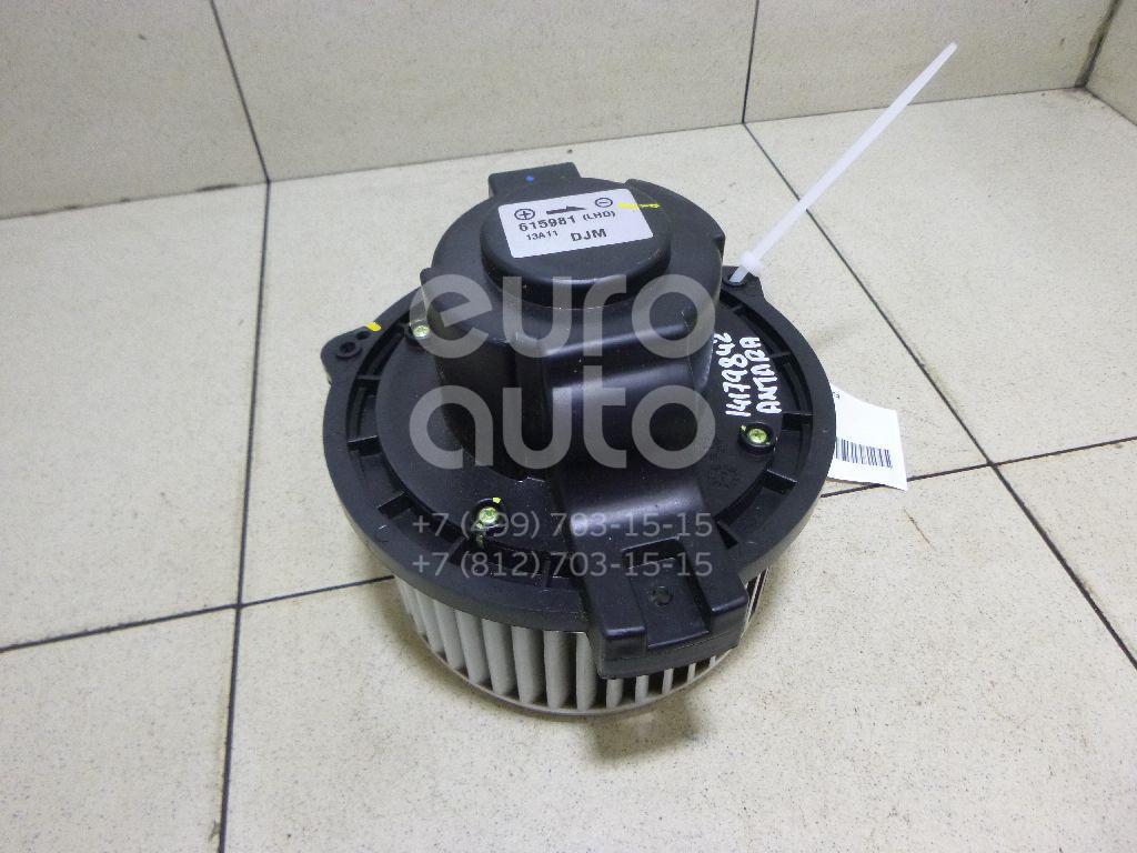 Моторчик отопителя Opel Antara 2007-2015; (96440877)  - купить со скидкой