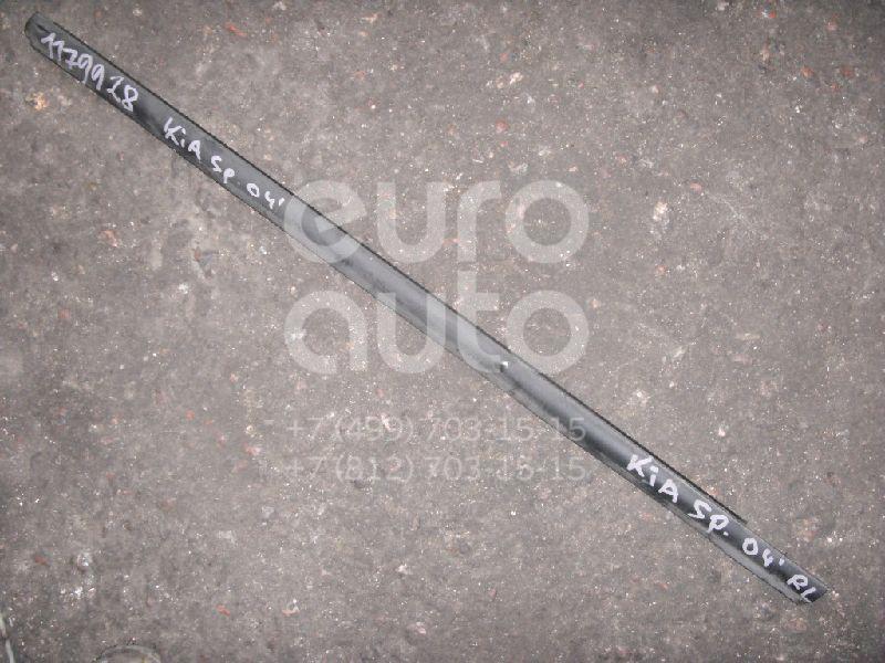 Накладка стекла заднего левого для Kia Sportage 2004-2010 - Фото №1