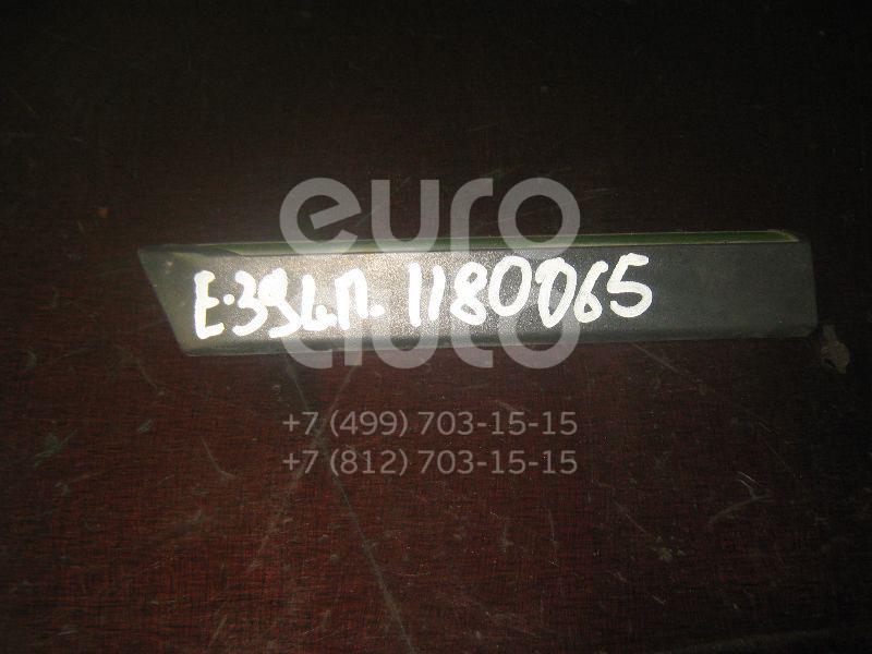 Молдинг переднего левого крыла для BMW 5-серия E39 1995-2003 - Фото №1