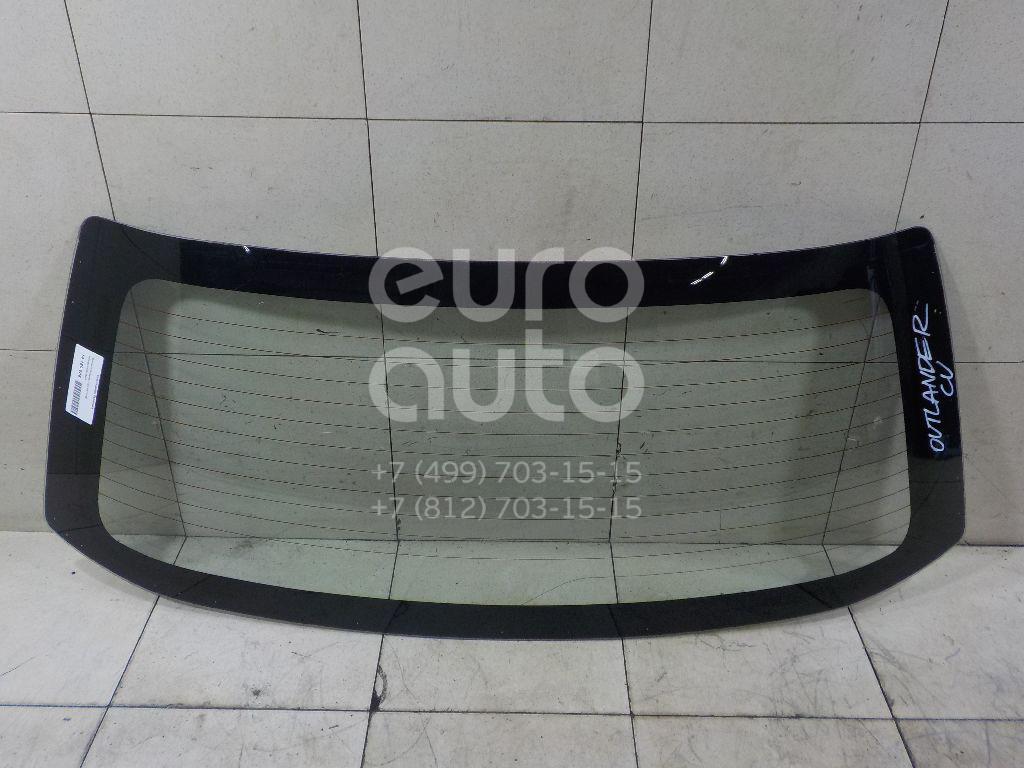 Стекло двери багажника Mitsubishi Outlander (CU) 2001-2008; (MR379441)  - купить со скидкой