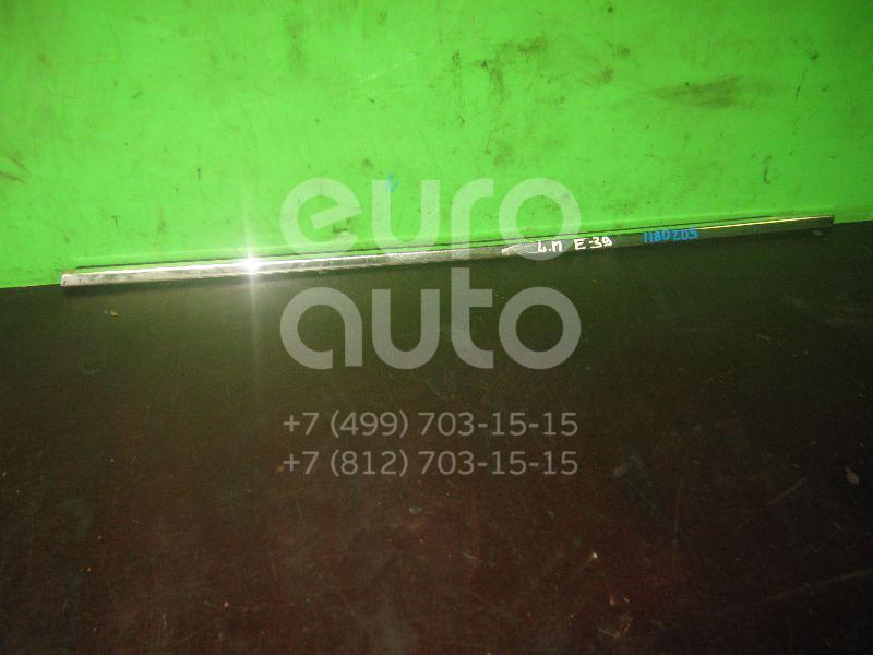 Накладка стекла переднего левого для BMW 5-серия E39 1995-2003 - Фото №1