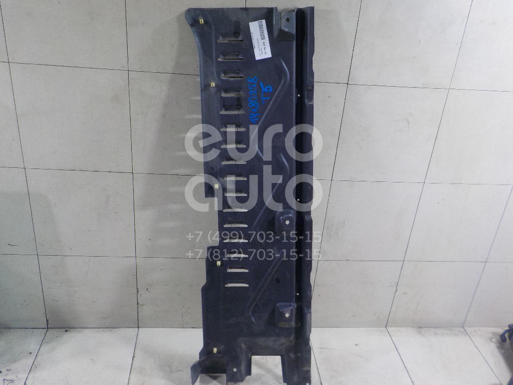 Защита антигравийная VW Transporter T5 2003-2015; (7H0825210E)  - купить со скидкой