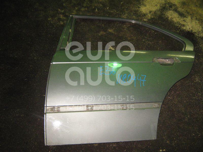 Дверь задняя левая для BMW 3-серия E36 1991-1998 - Фото №1
