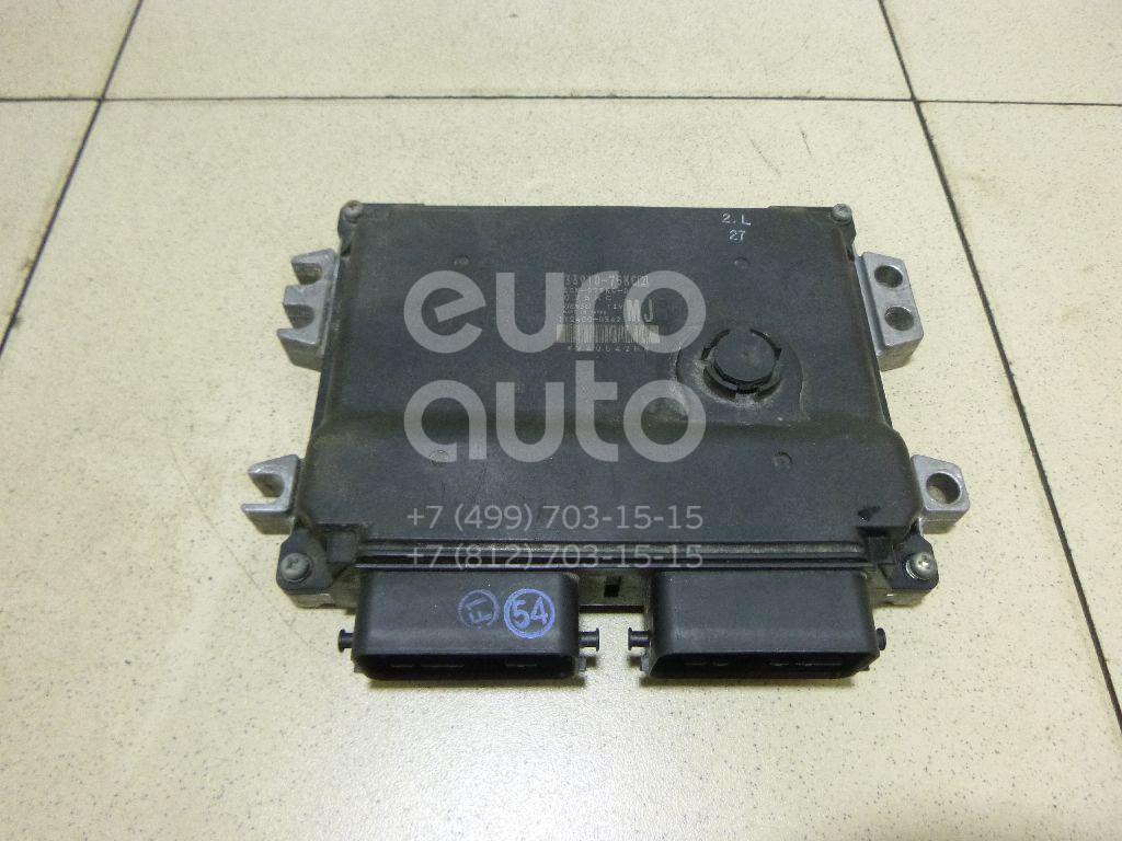 Купить Блок управления двигателем Suzuki SX4 2006-2013; (3391075KC2)