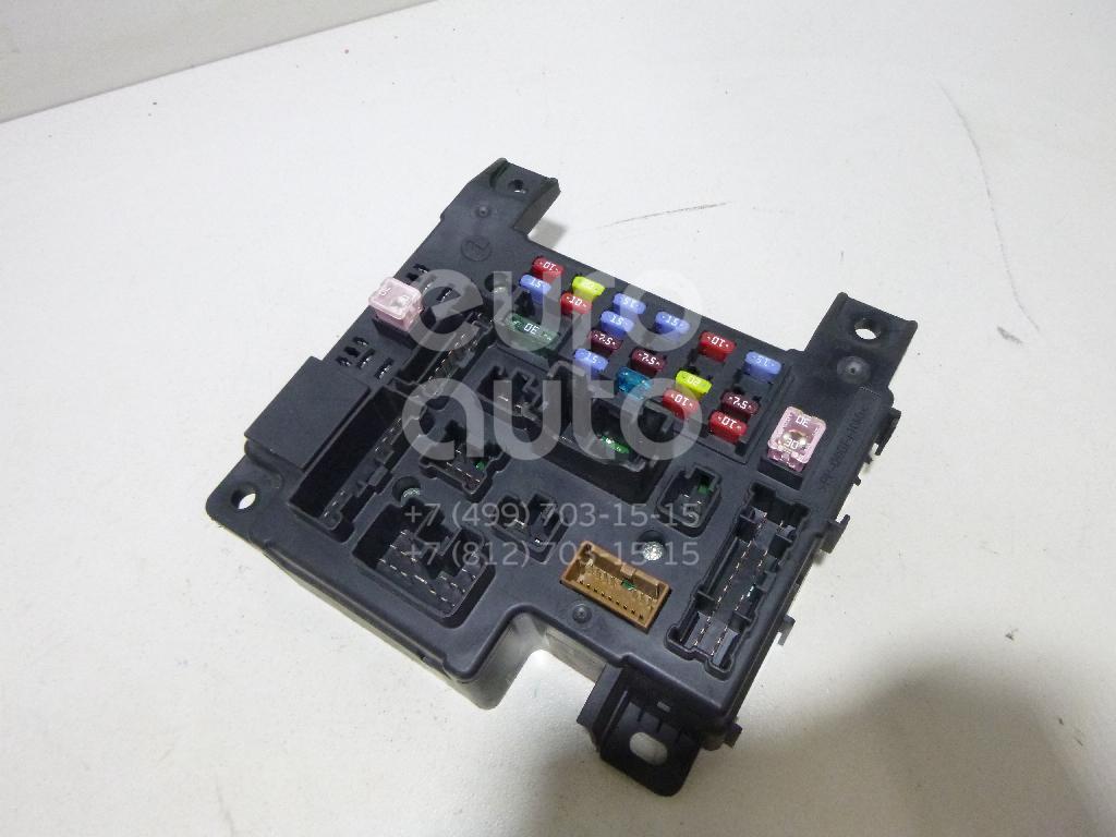 Купить Блок предохранителей Mitsubishi Lancer (CX, CY) 2007-; (8637A318)