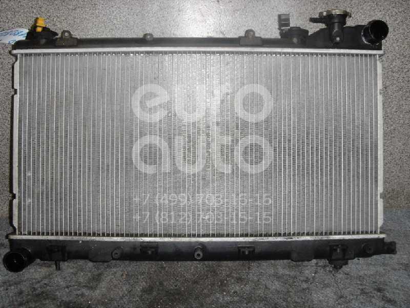 Радиатор основной для Subaru Forester (S10) 2000-2002 - Фото №1