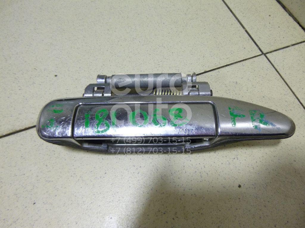 Ручка двери передней наружная правая для Nissan Primera P11E 1996-2002 - Фото №1